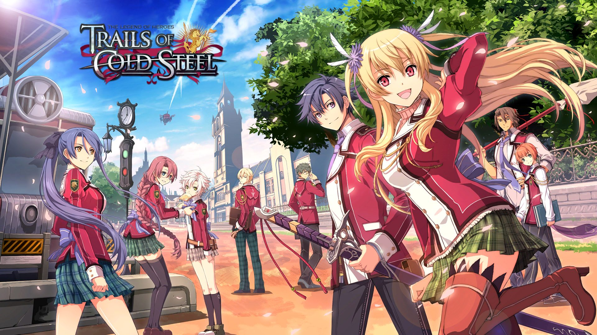 The Legend Of Heroes Trails Of Cold Steel Review Invision Game