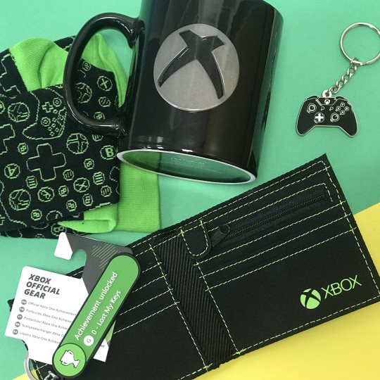f37cf2ac2aecd Official Xbox merchandise from Numskull Designs Revealed