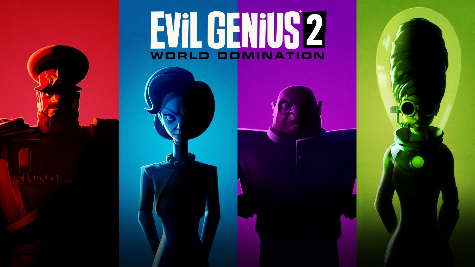 Evil Genius 2: World Domination Dev Commentary Trailer ...  Evil Genius 2: ...