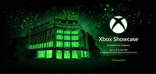Microsoft Store in London invites gamers to four-day Xbox