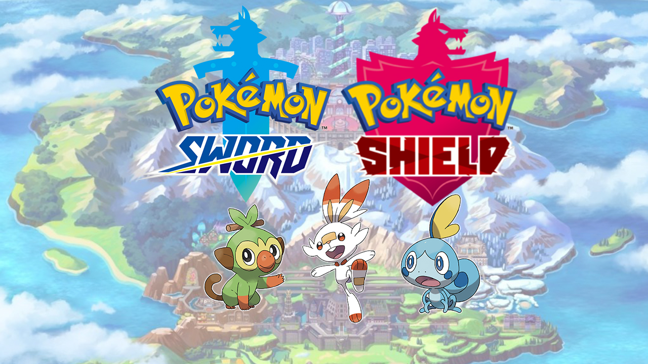 Pokemon Sword And Shield Nintendo Direct Legends Giants And Sheep