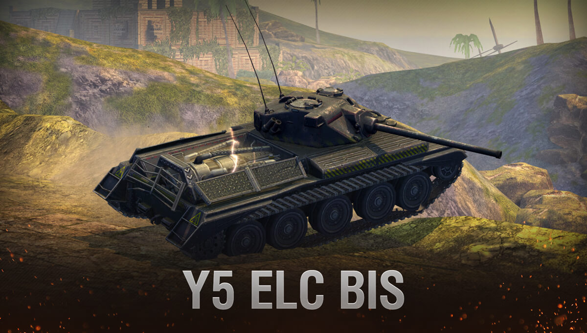 World of Tanks Blitz Celebrates Its 5th Anniversary and 120m+