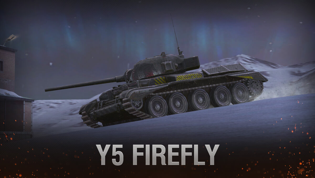 World of Tanks Blitz Celebrates Its 5th Anniversary and 120m+