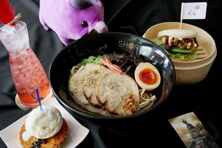 Final Fantasy XIV themed Ramen and exclusive in-game items now