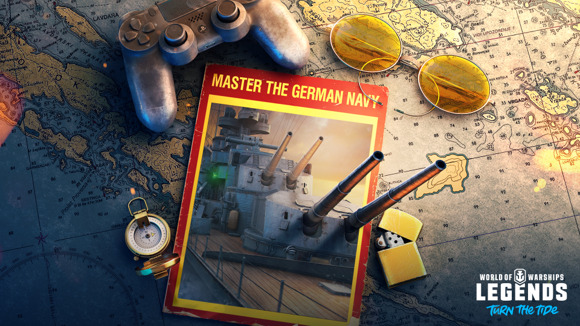 World of Warships Legends new player content released