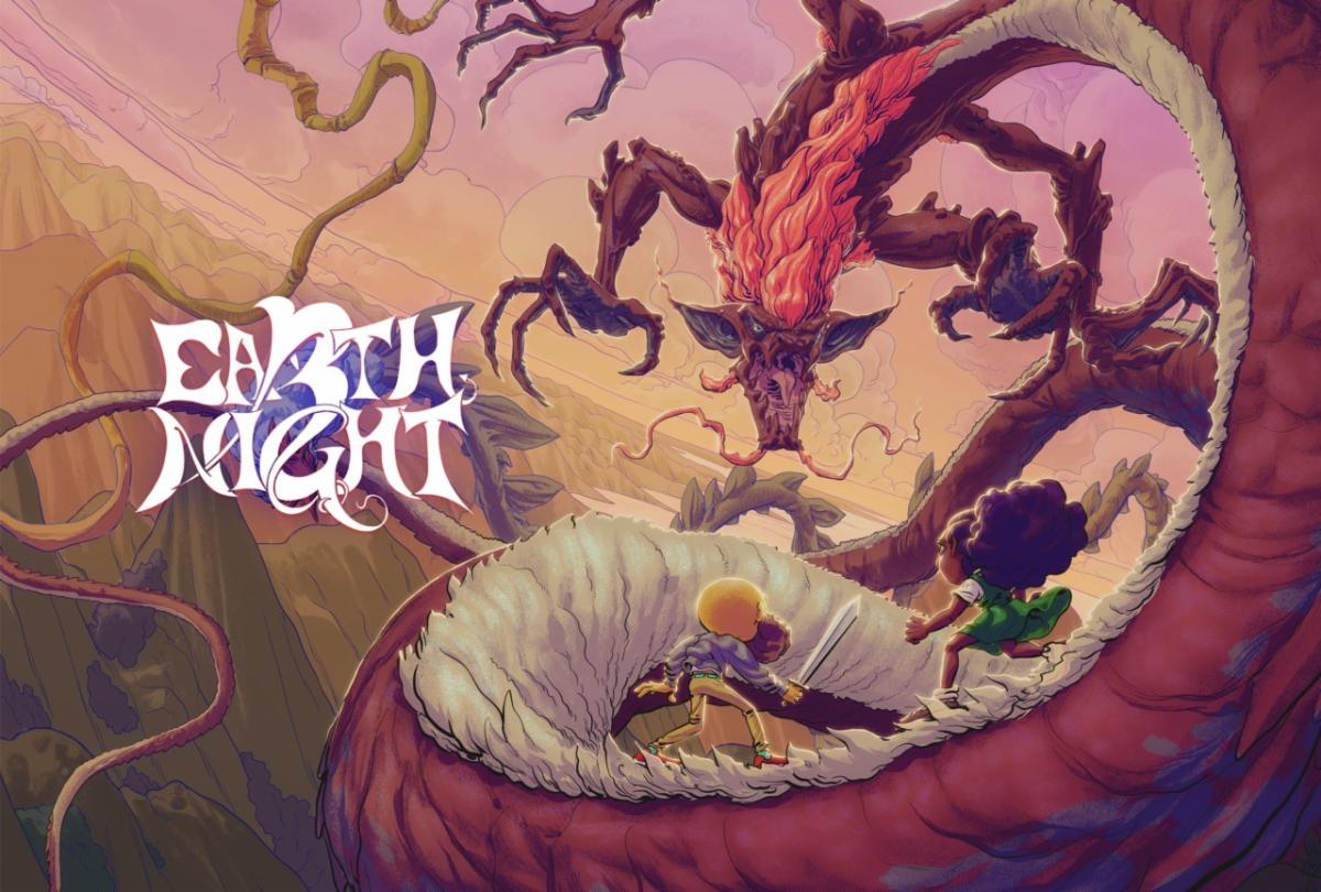 Earthnight Logo