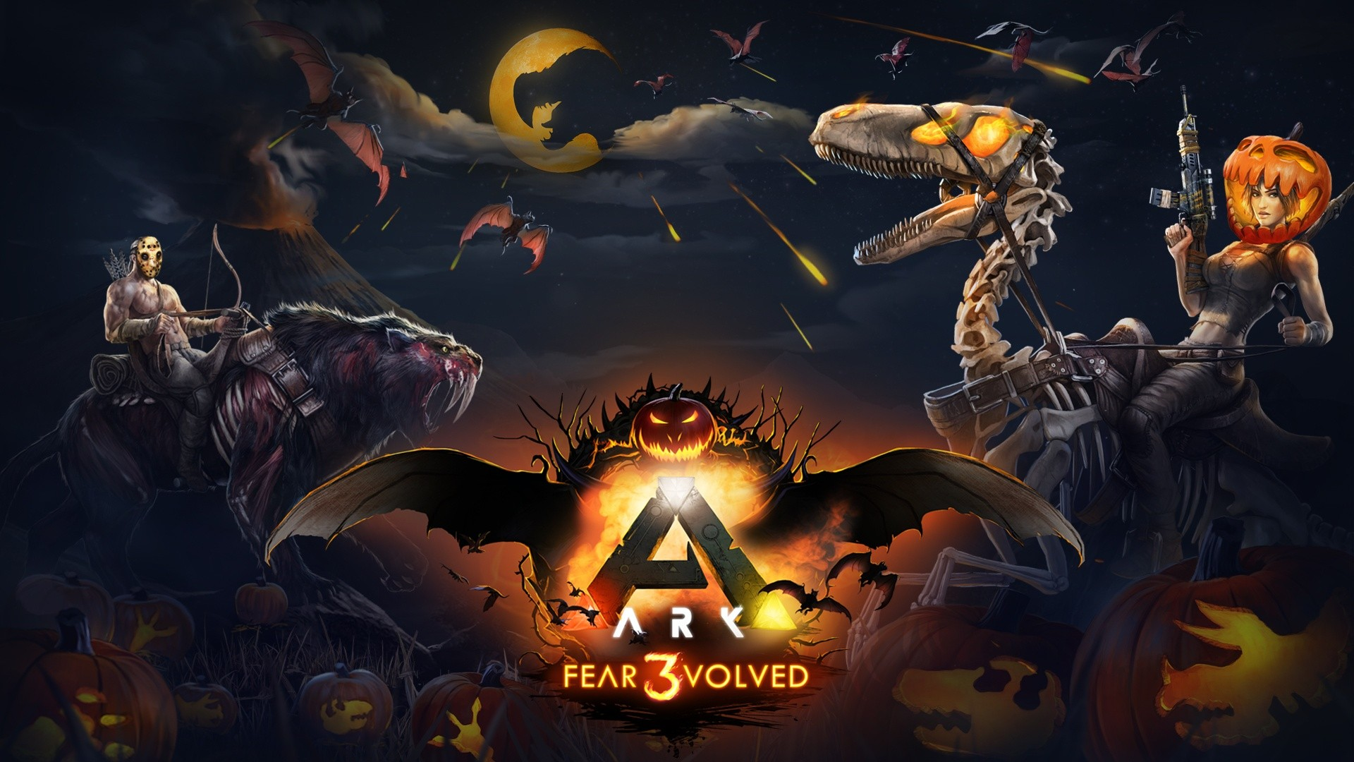 ARK Fear Evolved 3
