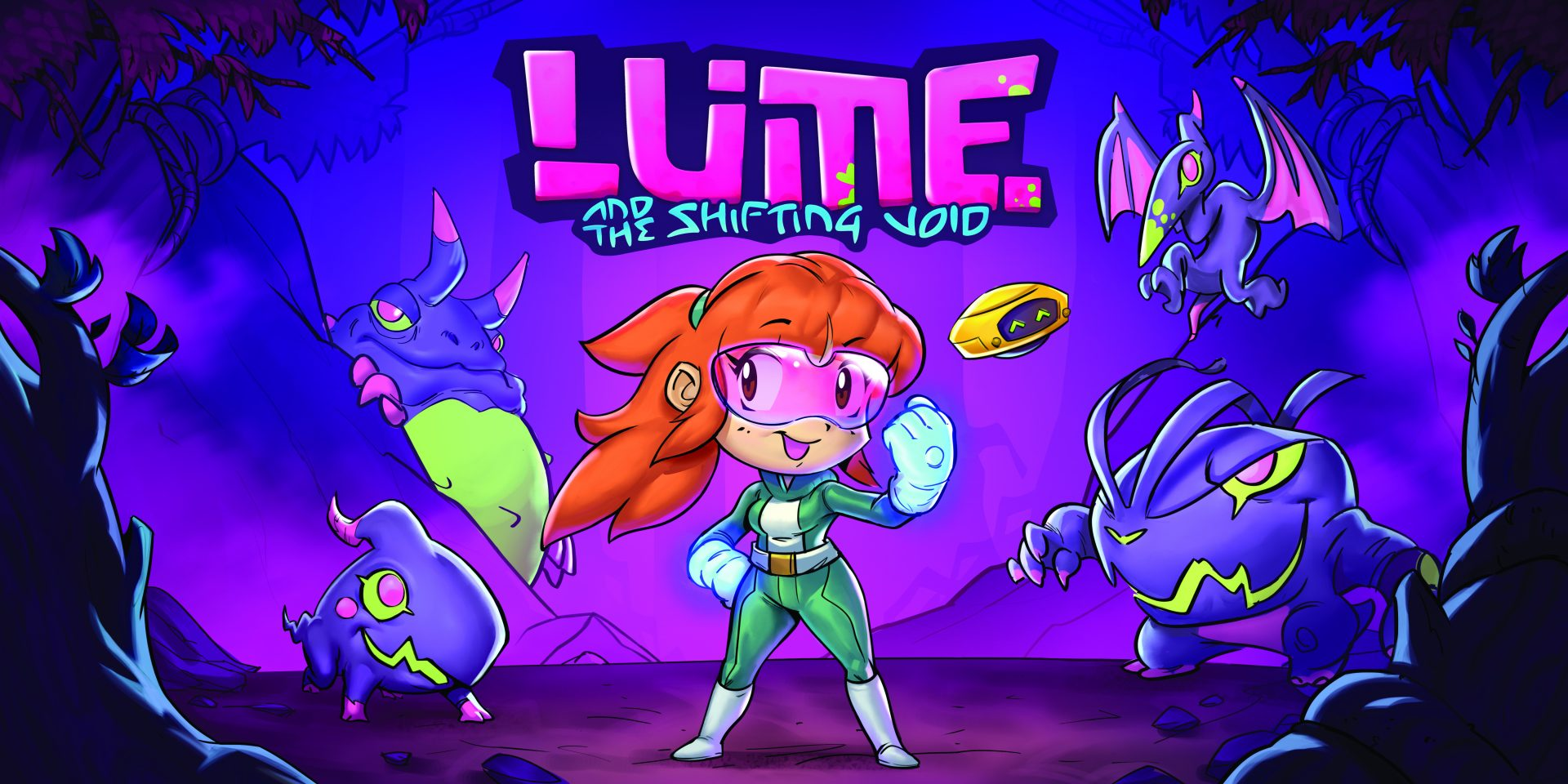 Lume & The Shifting Void