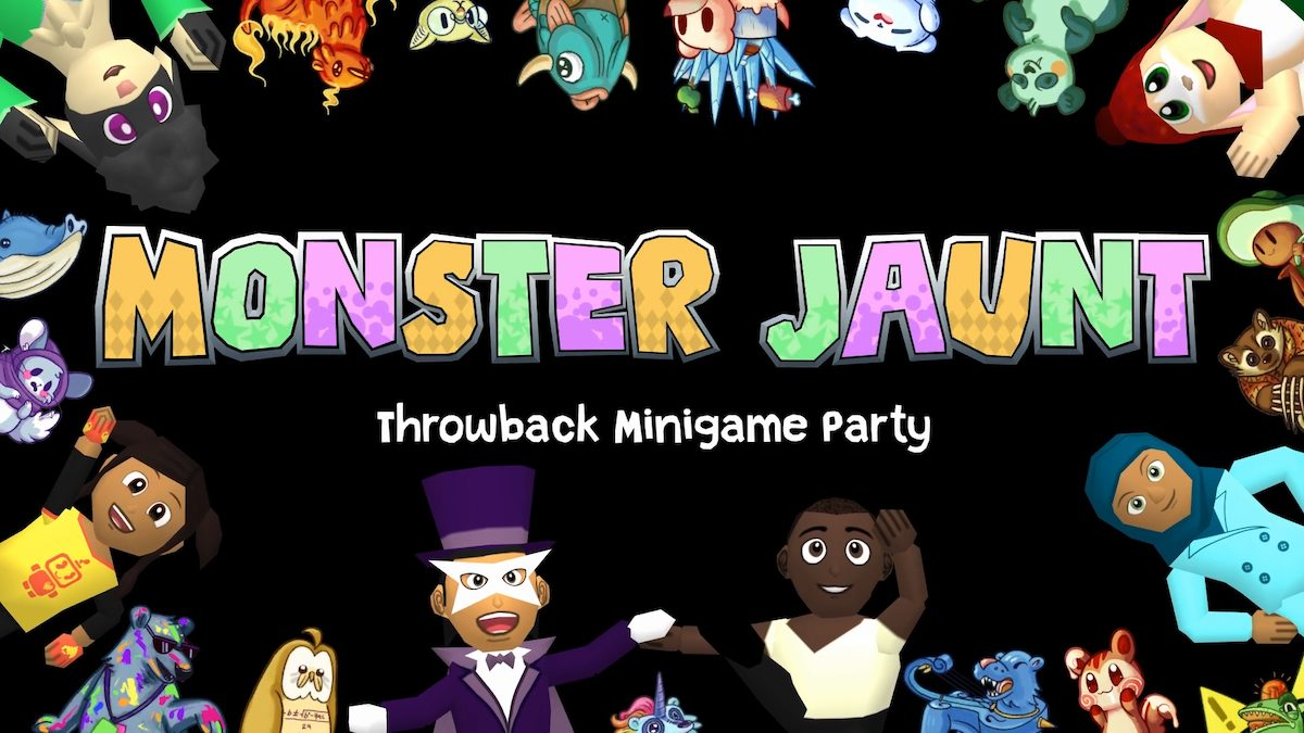 Monster Jaunt