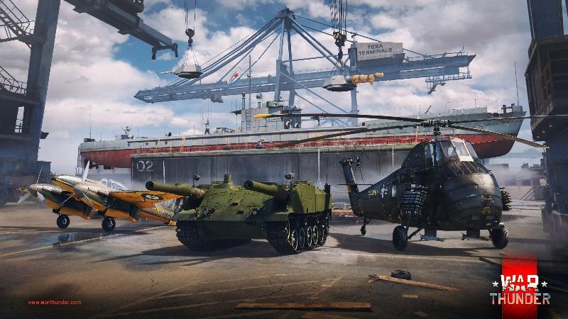 Operation Shipyard Event