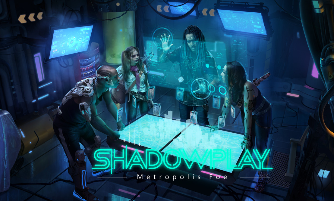 Shadowplay Metropolis Fo
