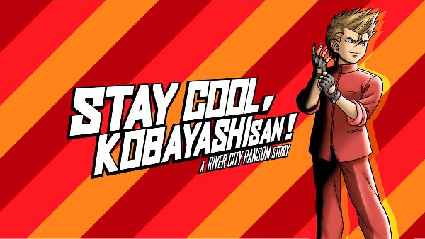 Stay Cool, Kobayashi-San