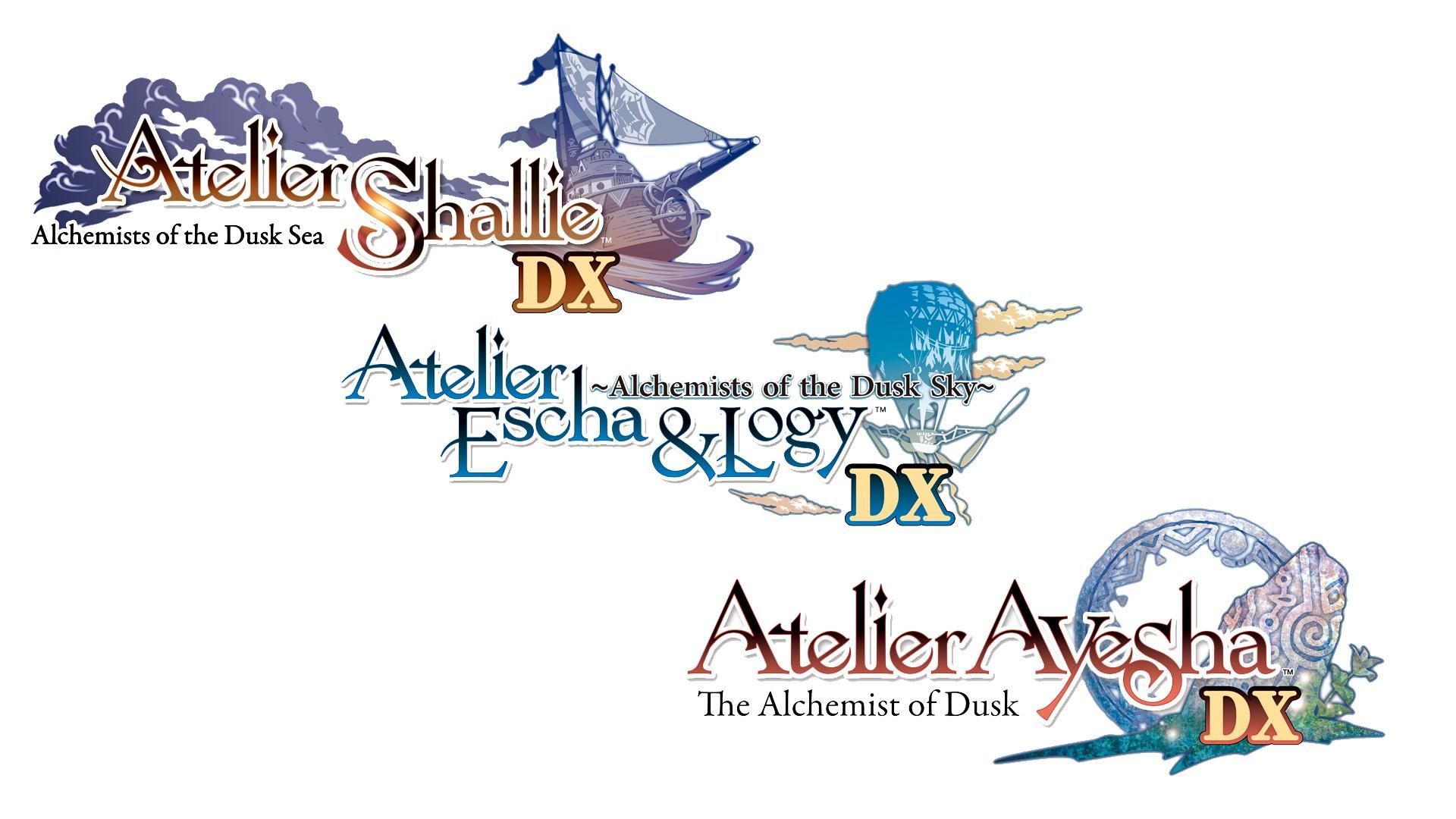 atelier trilogy