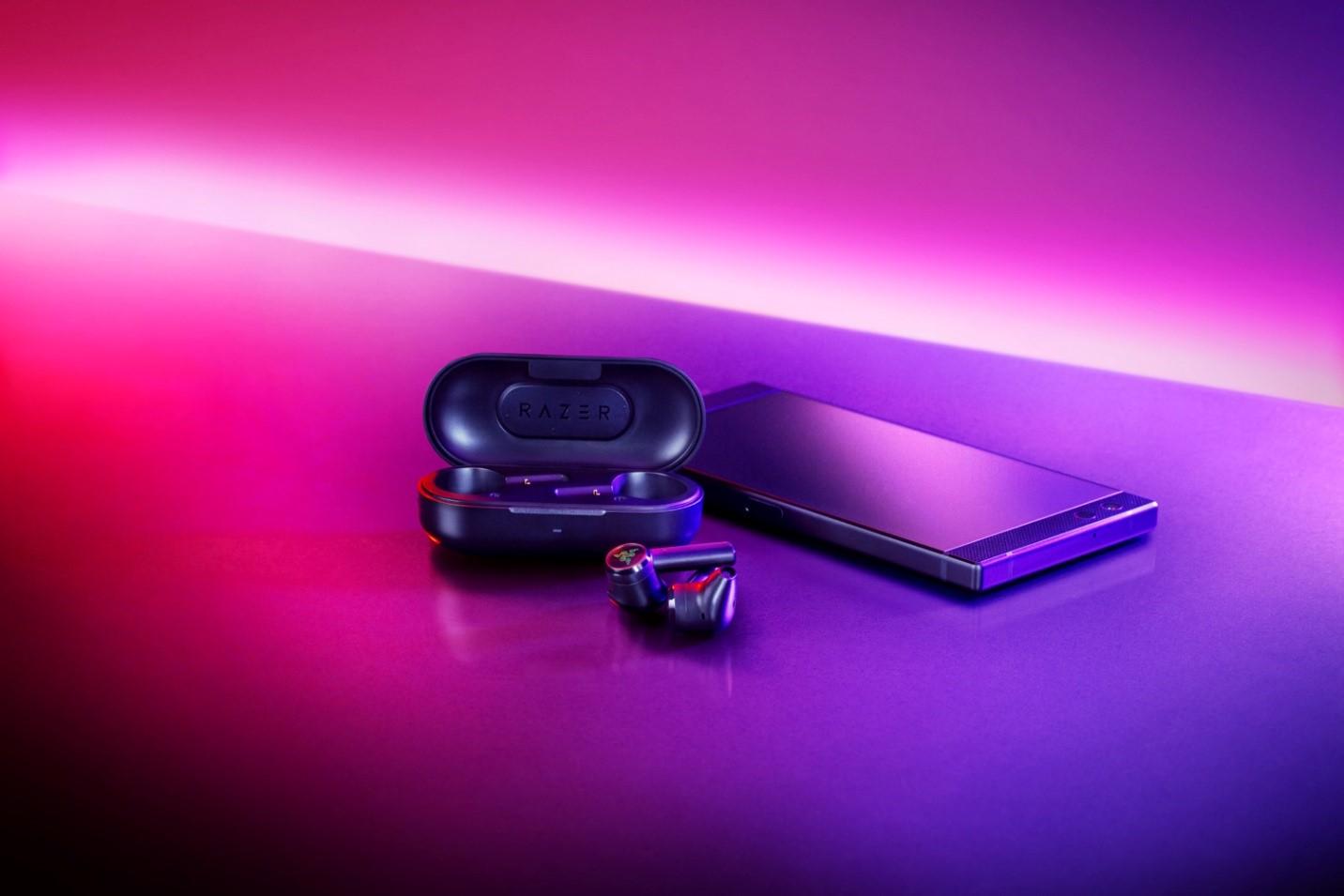 Hammerhead Razer True Wireless earbuds