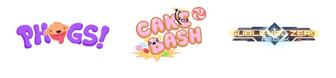 PHOGS!, Cake Bash & Sublevel Zero