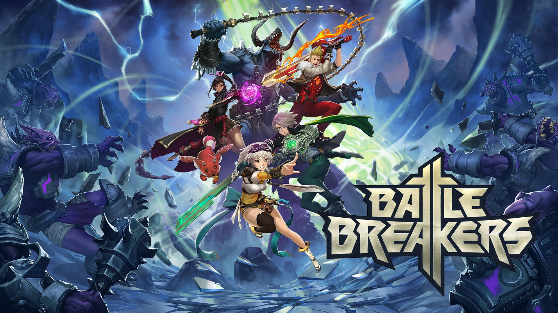 Battle Breakers logo