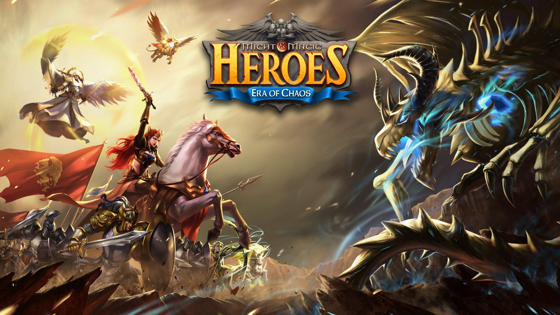 Might & Magic Heroes Era of Chaos
