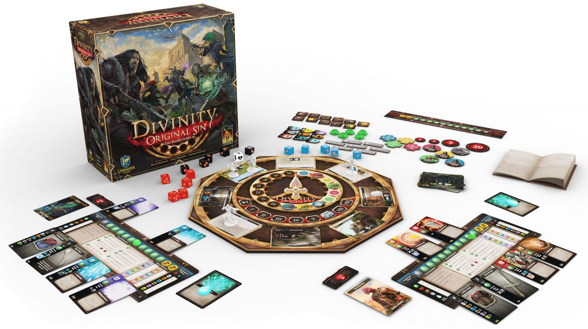 Divinity: Original Sin 2 Board Game