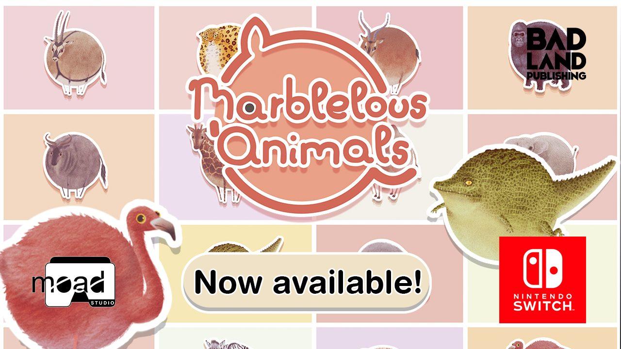 Marblelous Animals