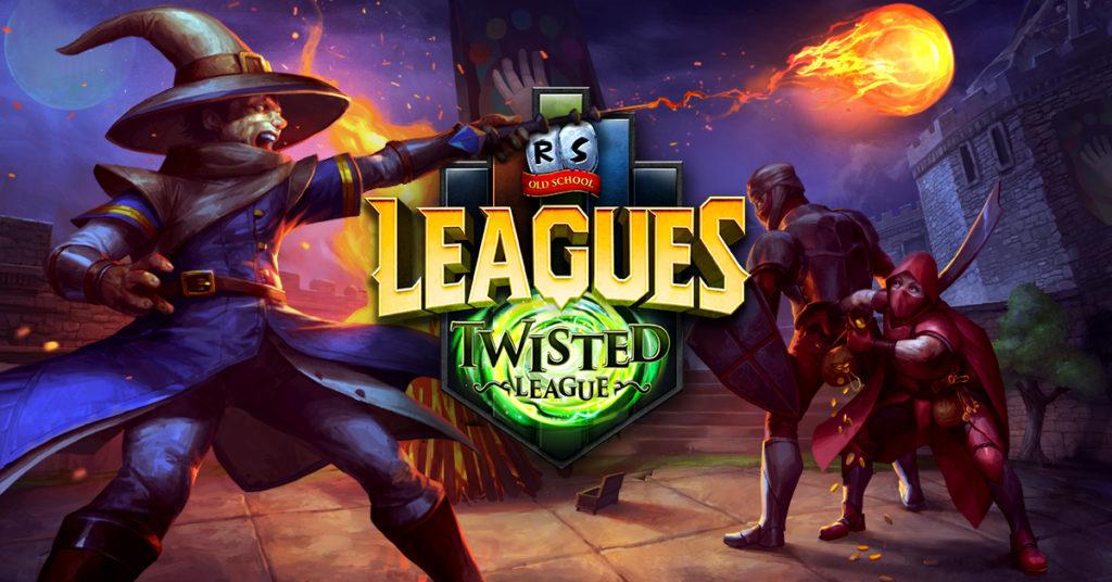 Old School Rune Twisted League