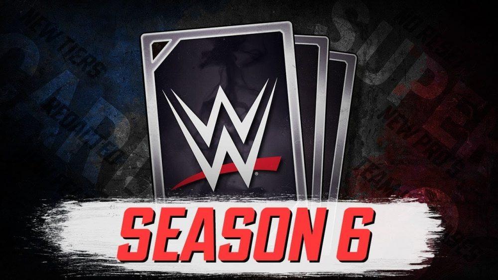 WWE SuperCard Season 6
