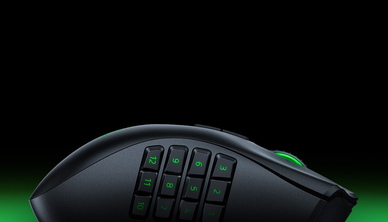 Razer Naga Left-Handed Edition