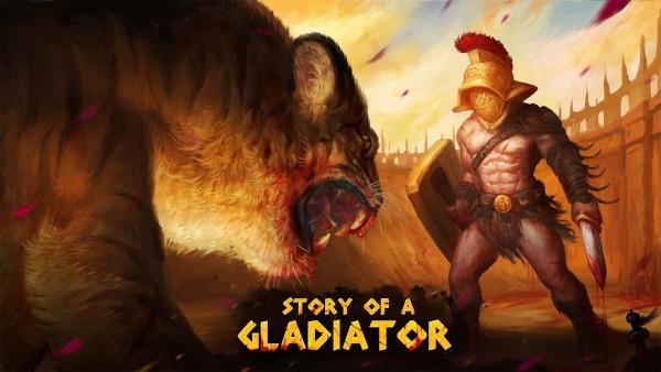 story of gladiator