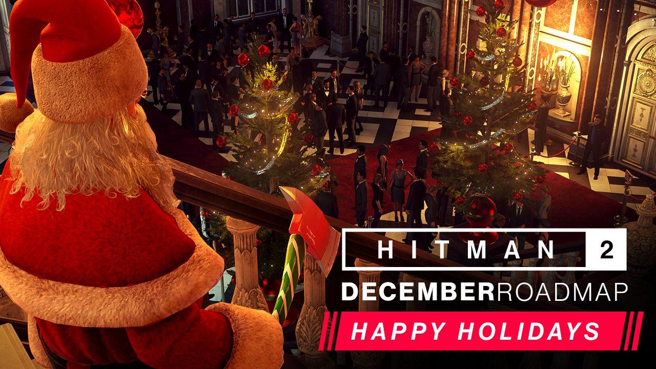 Hitman 2 December Roadmap