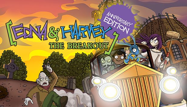 Edna & Harvey The Breakout