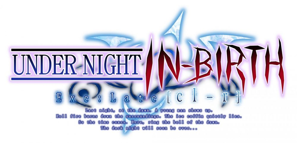 Under Night In-Birth Exe Late [cl-r]
