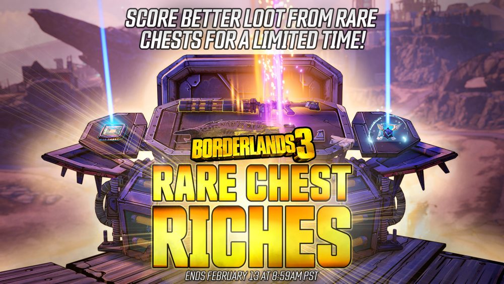 Rare Chest Riches