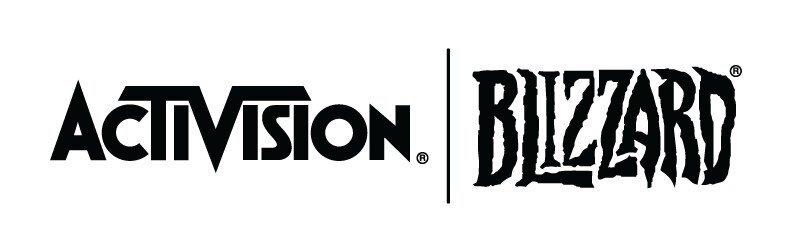 Google Activision Blizzard Logo