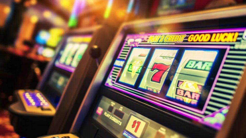 An Incredible Year for Slot Machines