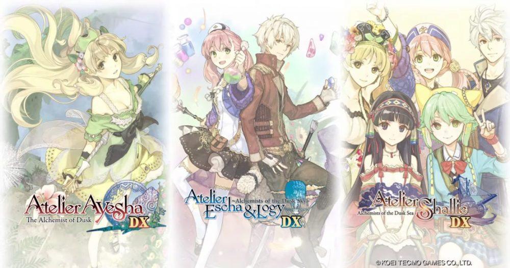 Atelier Dusk Trilogy DX