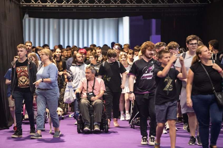 Insomnia Gaming Festival - Accessibility - 1