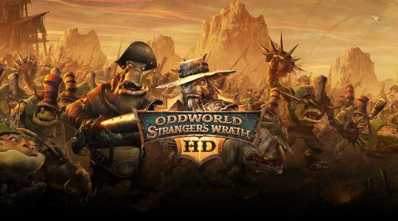 Oddworld Stranger's WrathHD