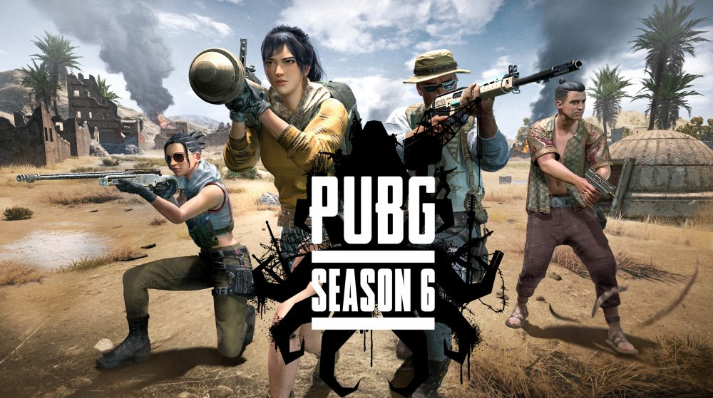 Pubg Season 6 And Survivor Pass Shakedown Now Live Invision Game