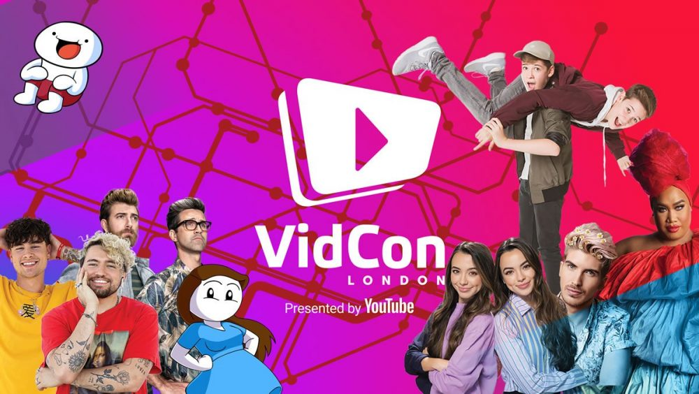 VidCon london 2020