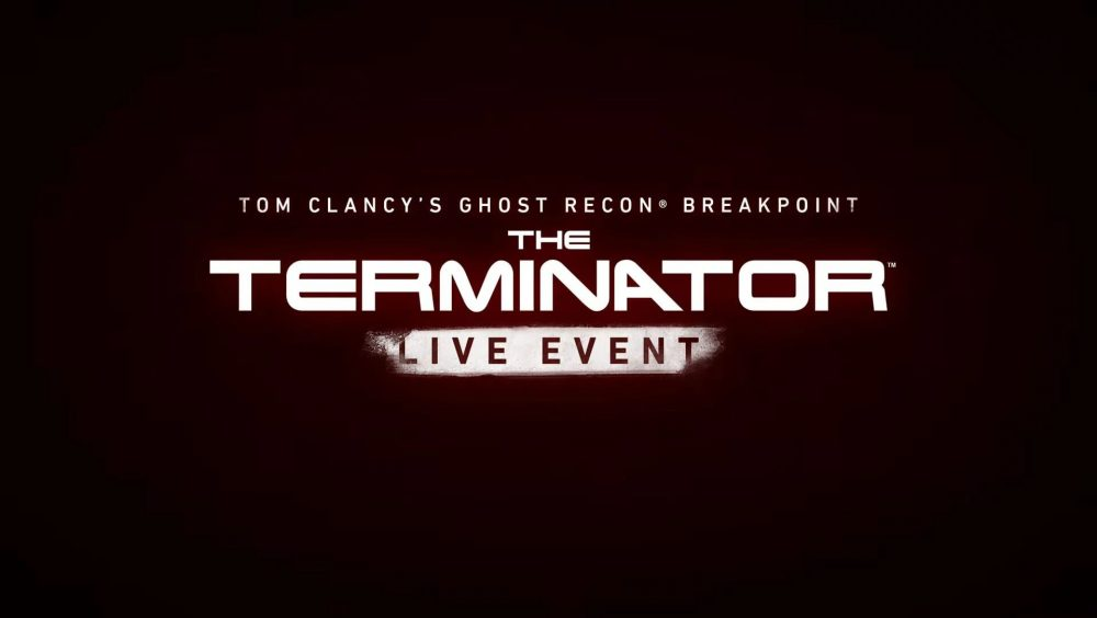 ghost recon breakpoint ,terminator