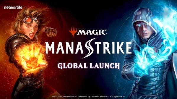 Magic Mana Strike