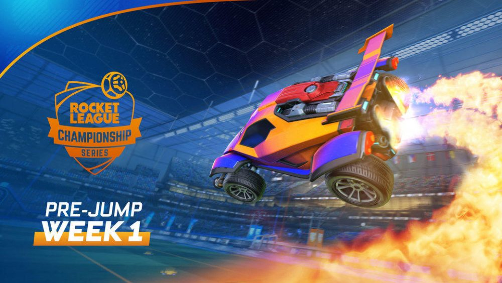 Rocket League Championship Series