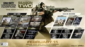 Call of Duty Modern Warfare Season 2