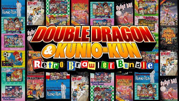 DOUBLE DRAGON & Kunio-kun Retro Brawler Bundle