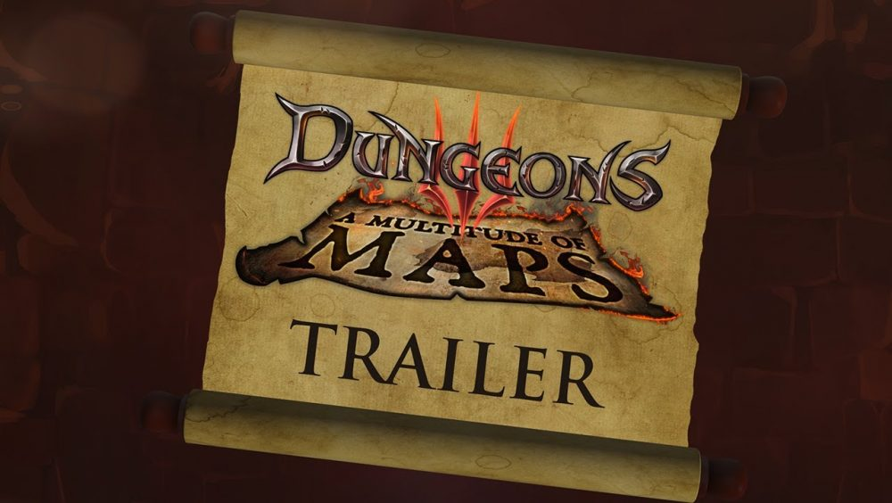 Dungeons 3 DLC A Multitude of Maps