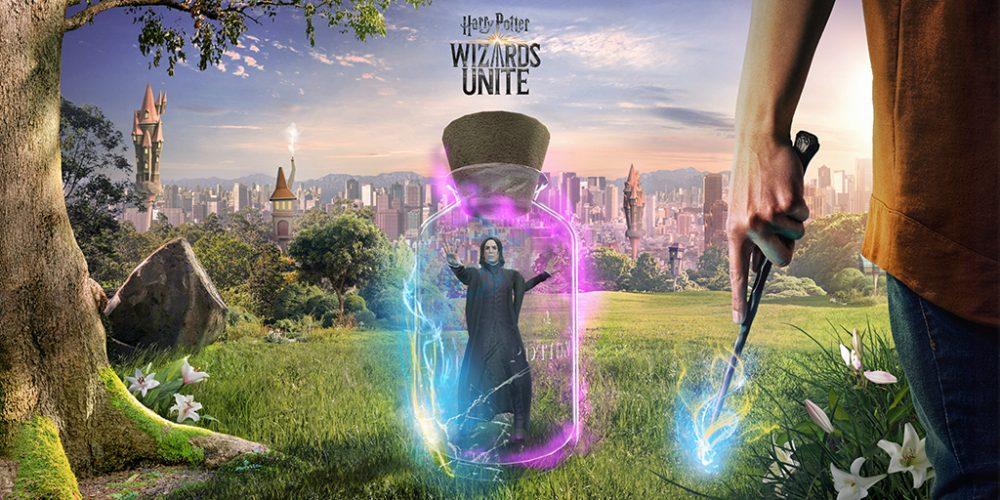 Harry Potter Wizards Unite lost love