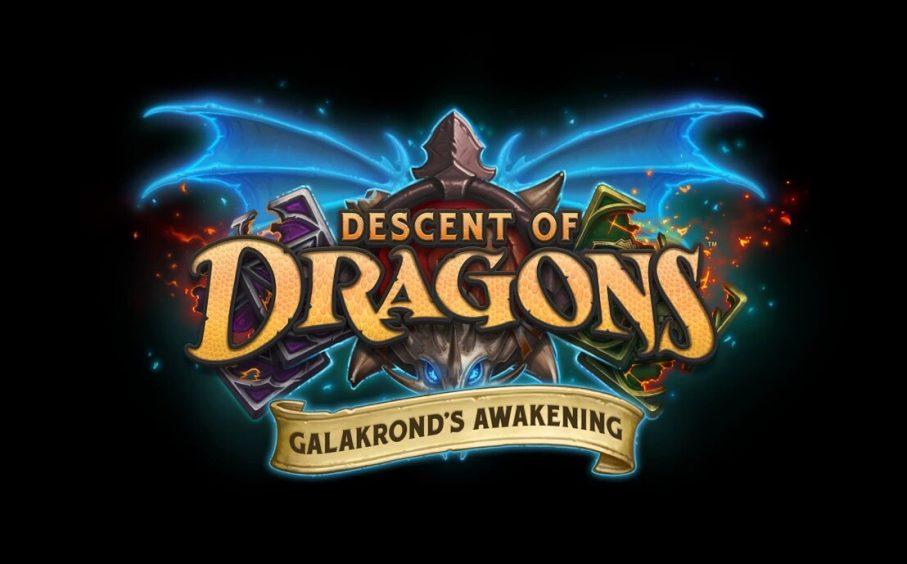 Hearthstone's Galakrond's Awakening
