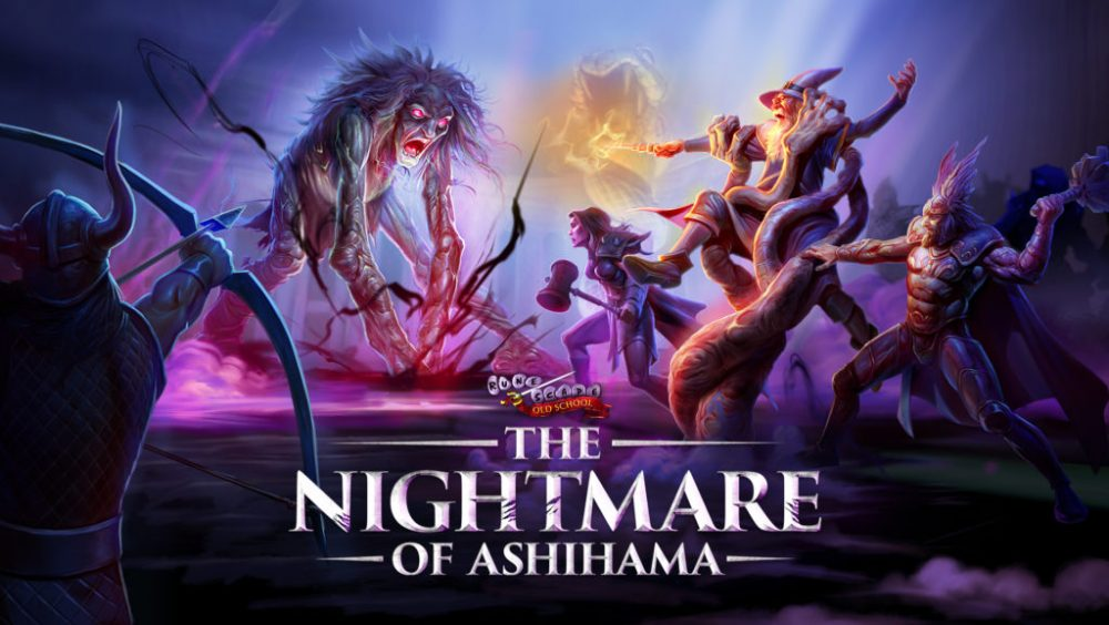 Old School RuneScape The Nightmare of Ashihama