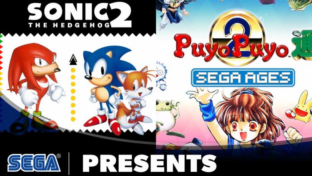 Sonic The Hedgehog 2 Puyo Puyo 2