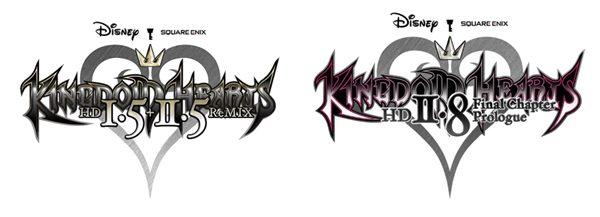 KINGDOM HEARTS HD 1.5 + 2.5 ReMIX ,KINGDOM HEARTS HD 2.8 Final Chapter Prologue
