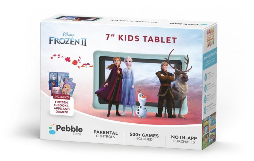 Pebble Gear Kids' Tablet